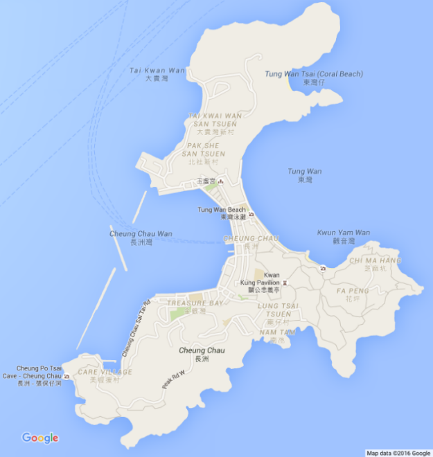 how to go cheung chau