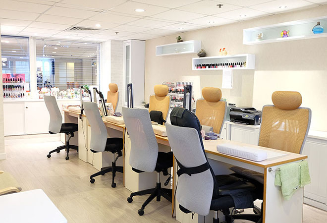 6 best nail salons in hong kong online mirror for Best hair salon hong kong