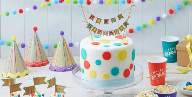 How To Plan The Perfect Kids Party