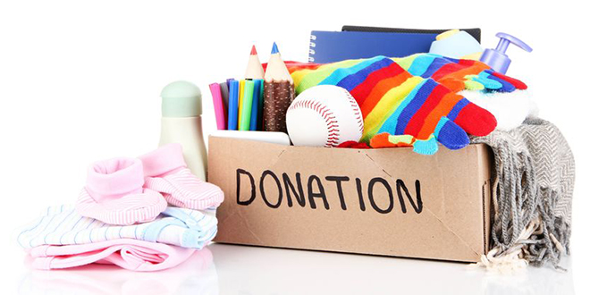 Where To Donate Unwanted Books Clothes And Other Items In