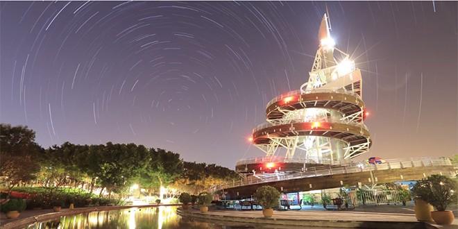 Hong Kong Starry Night
