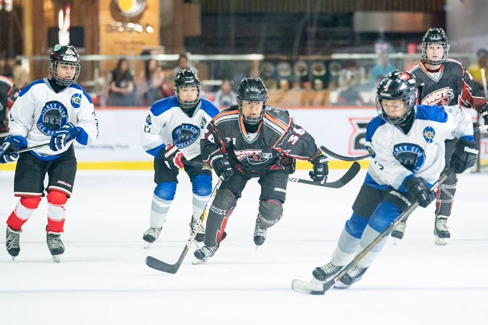 womens ice hockey hong kong