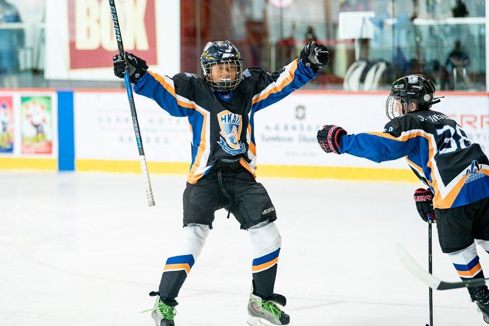 Hong Kong Academy of Ice Hockey Junior Hockey Children's