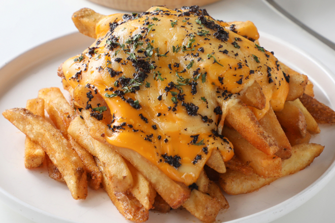 pause it truffle fries hong kong