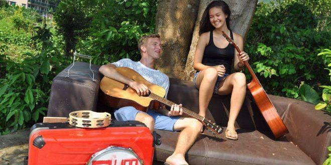 The Folk Ups Hong Kong music band