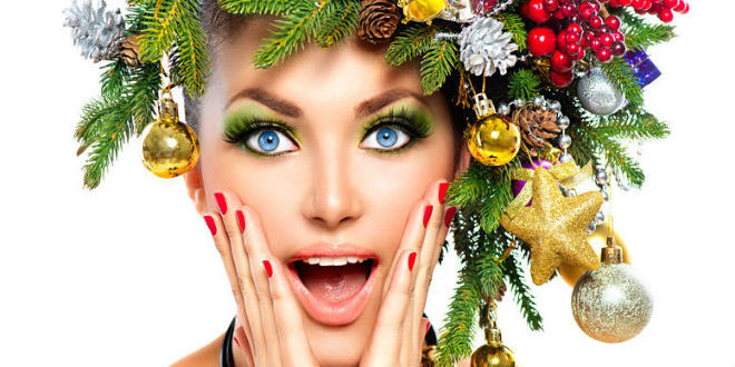 Christmas Beauty.10 Beauty Treatments To Get You Christmas Party Ready
