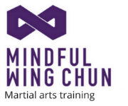 Mindful Wing Chun Gold Footer