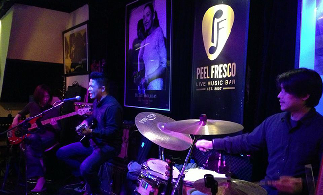 Best Live Jazz Bars in Hong Kong