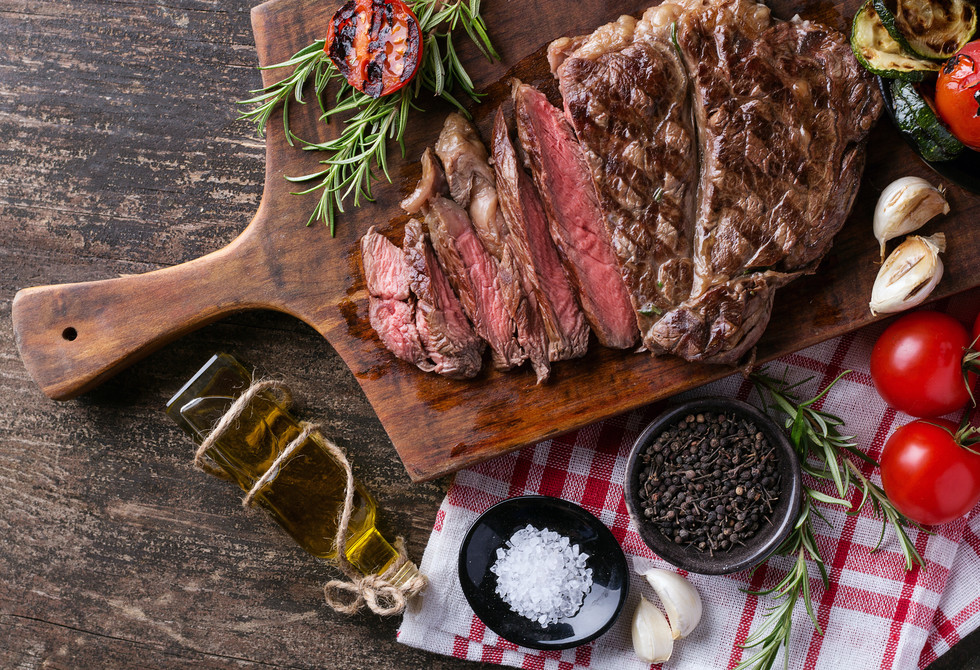 Best Online Grocery Delivery Services - Meat and Seafood -