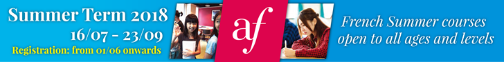 Alliance Française de Hong Kong 2018