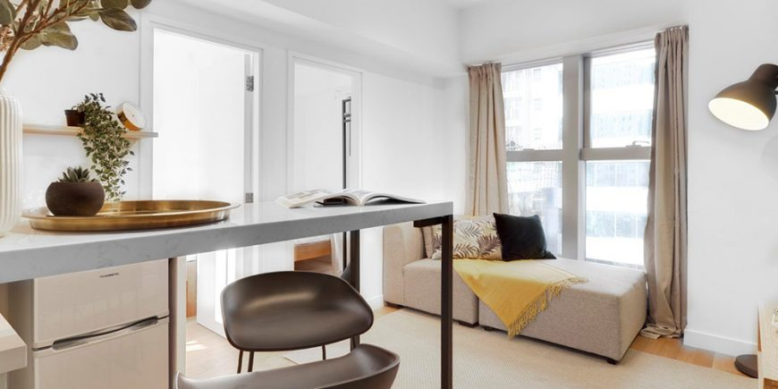 Co-living spaces Hong Kong