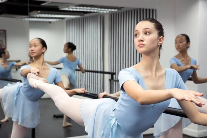 Russian ballet school hong kong