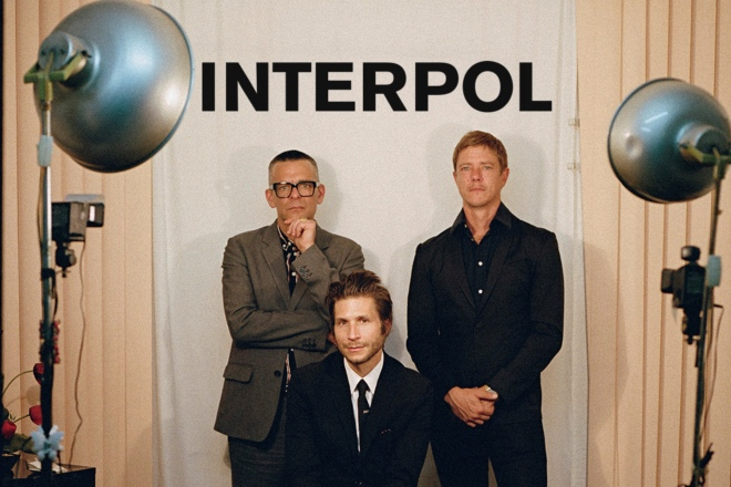 Interpol clockenflap