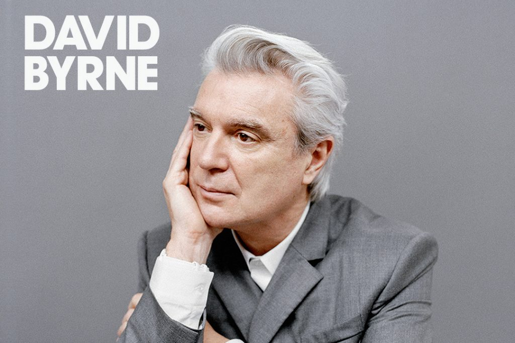David Byrne Clockenflap