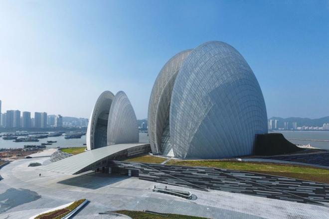 7 Stunning Buildings You Didn T Know Existed In China