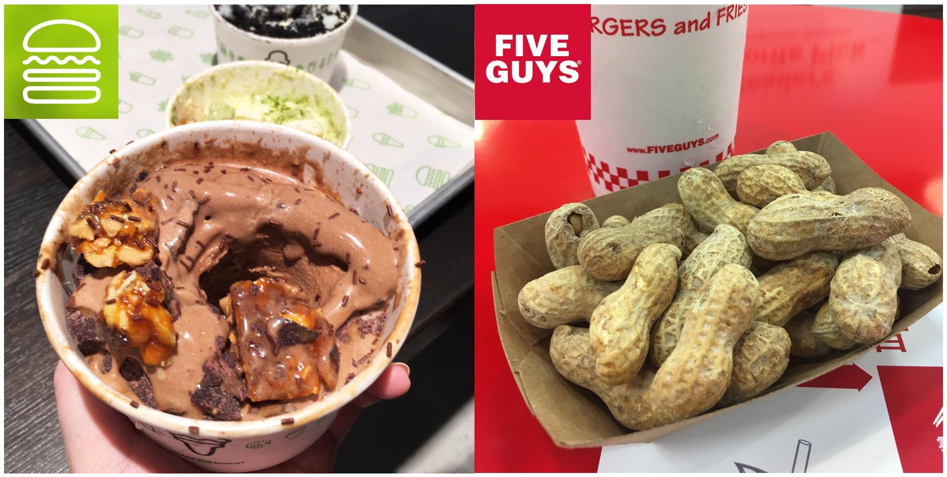 five guys ice cream