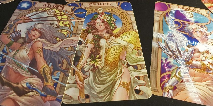A Tarot Card Reading: Can You Really Lay Your Future On The