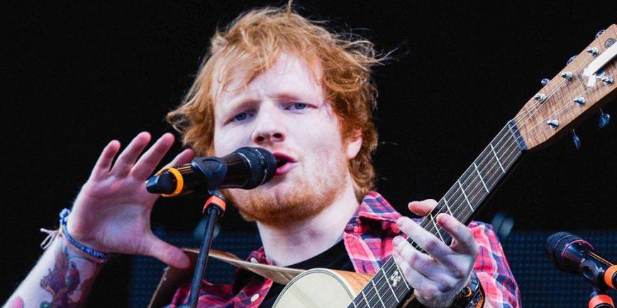 WIN Tickets to See Ed Sheeran LIVE at Hong Kong Disneyland