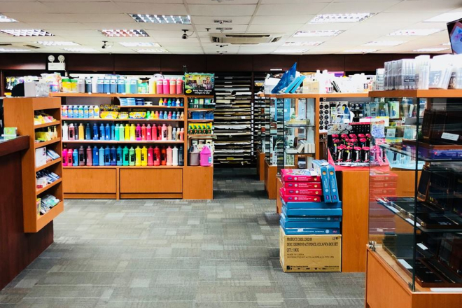artland hong kong arts and supplies