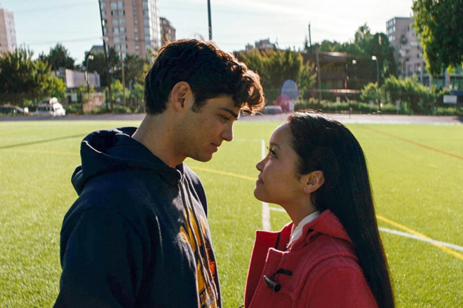 To All The Boys I've Loved Before Netflix Hong Kong