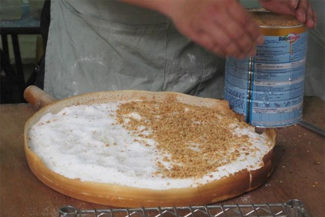 Pastelaria Ng Teng Kei Macau food to try
