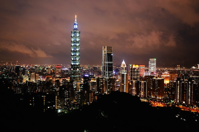 taipei 101 - best solo travel destinations