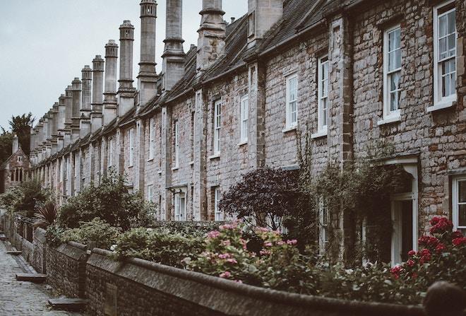 england home - buying property