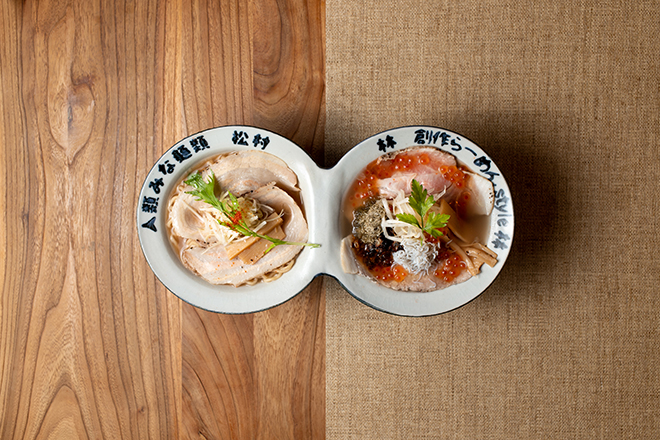 New restaurants Hong Kong Ramen Cubism