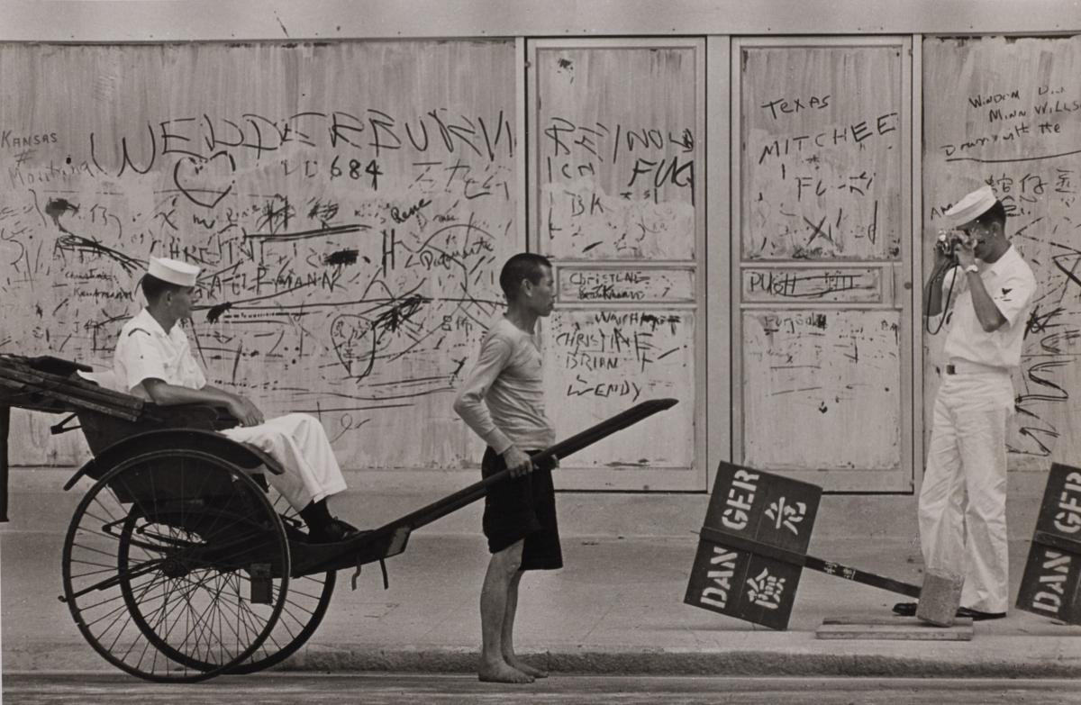 Vision of Hong Kong From Two Generations