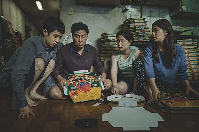 Best Korean films Parasite
