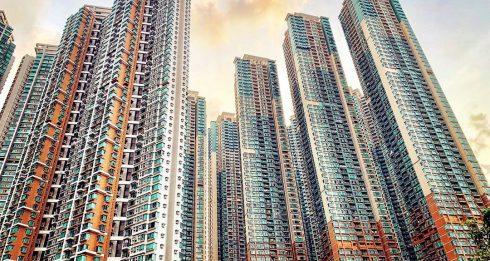 Tseung Kwan O harbourfront