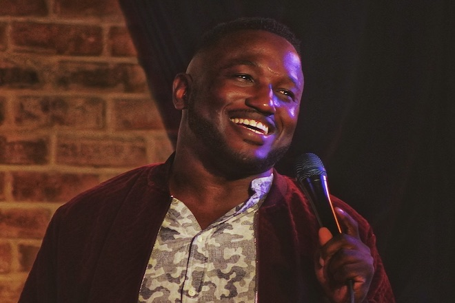Hannibal Buress Hong Kong