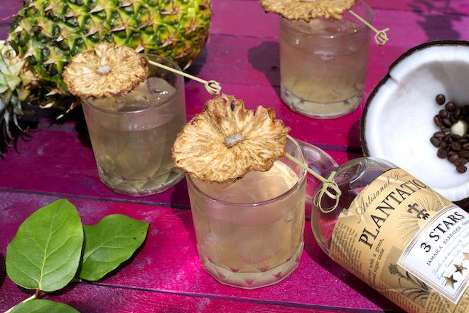 Bedu Nomad Summer Cocktail