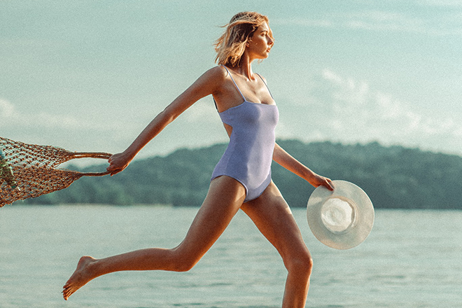 Eco-friendly swimwear in Hong Kong and Asia Align