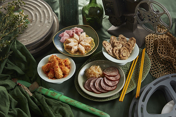 New restaurants and menus Hong Kong Maxim's