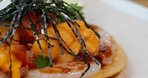 Best sea urchin dishes in Hong Kong