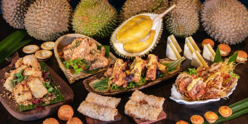 'All About Durian' Themed Buffet