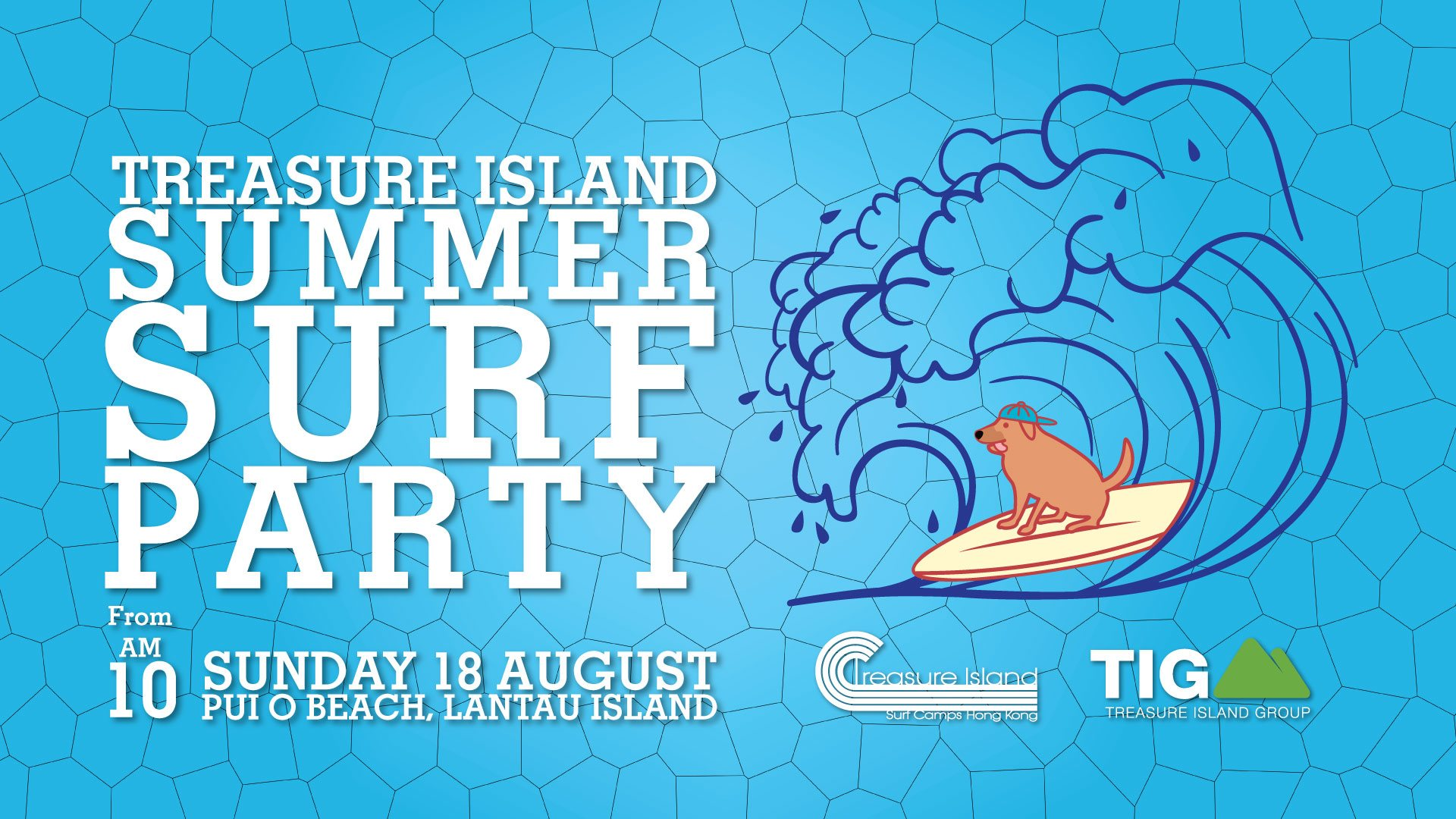 TIG Summer Surf Party