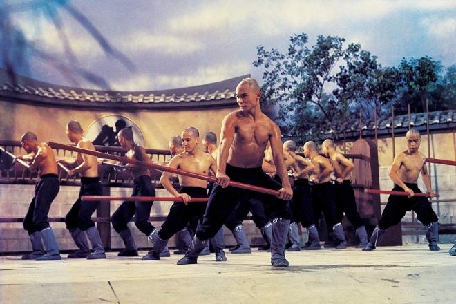 36th Chamber of Shaolin 少林三十六房(1978)