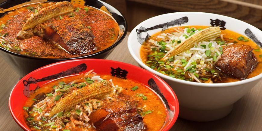 New restaurants and menus Hong Kong
