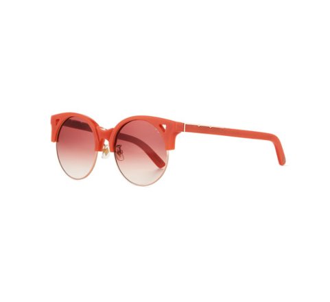 coral sunglasses
