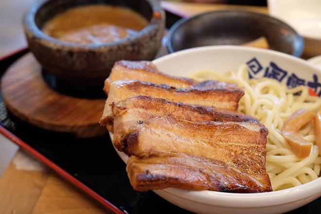 Tsukemen restaurants Hong Kong Fuunmaru