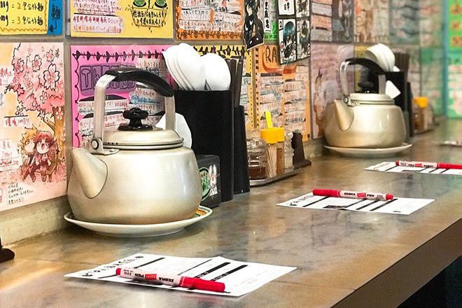 Tsukemen restaurants Hong Kong Isaba Taifu