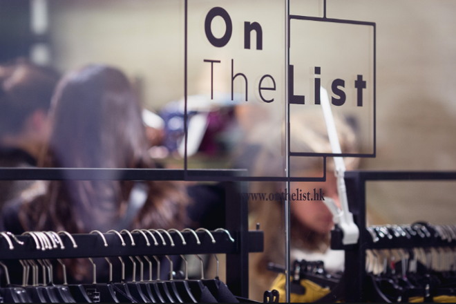 on the list