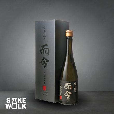 Jikon Tokujo Omachi Junmai Daiginjo first Extra Fine Omachi harvestd to brew Sake