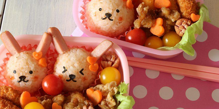 Bento box recipes