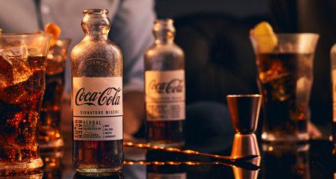 coca cola signature mixer