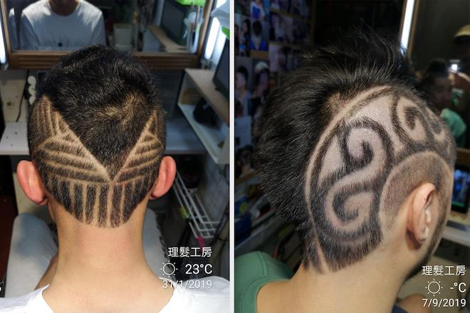 Hair Factory Hair Tattoos 2