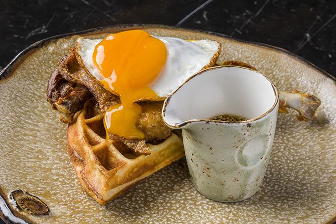New restaurants Hong Kong Duck & Waffle
