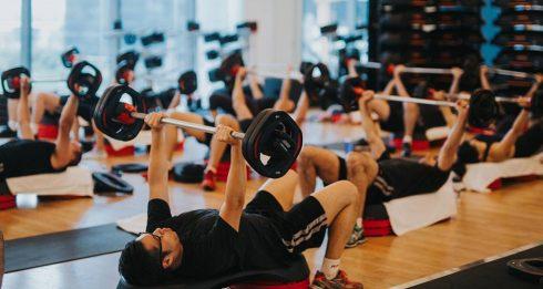 Hong Kong gyms